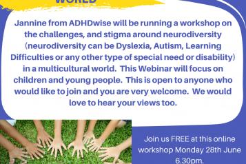 neurodiversity event