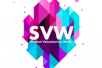 student volunteering week
